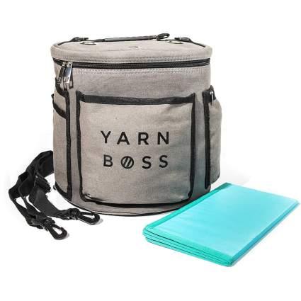 Yarn Boss Bag