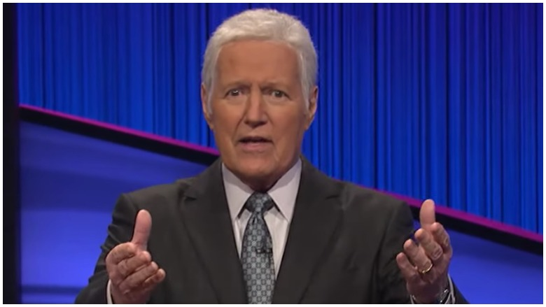 alex trebek thanksgiving video