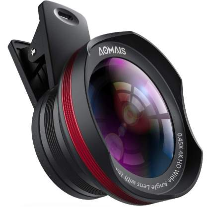 Aomais Pro Phone Camera Lens Kit