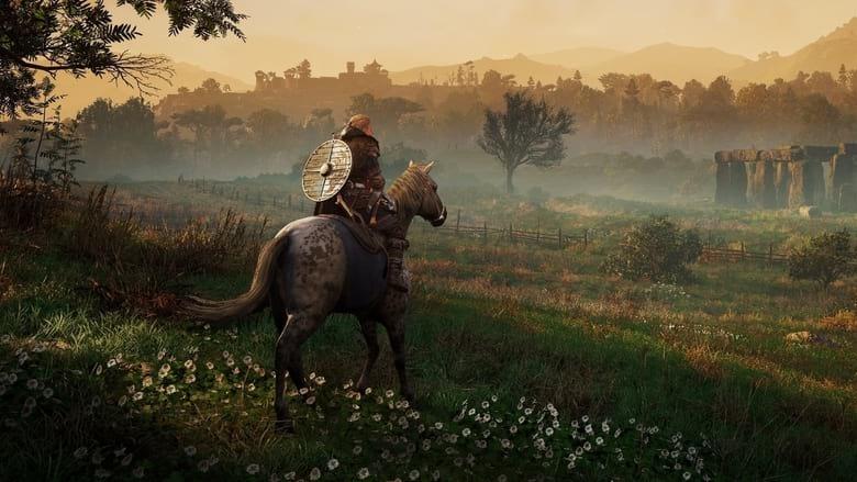 assassins creed valhalla swim horse