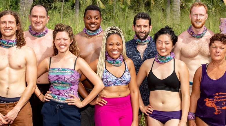 The Survivor: Island of the Idols cast