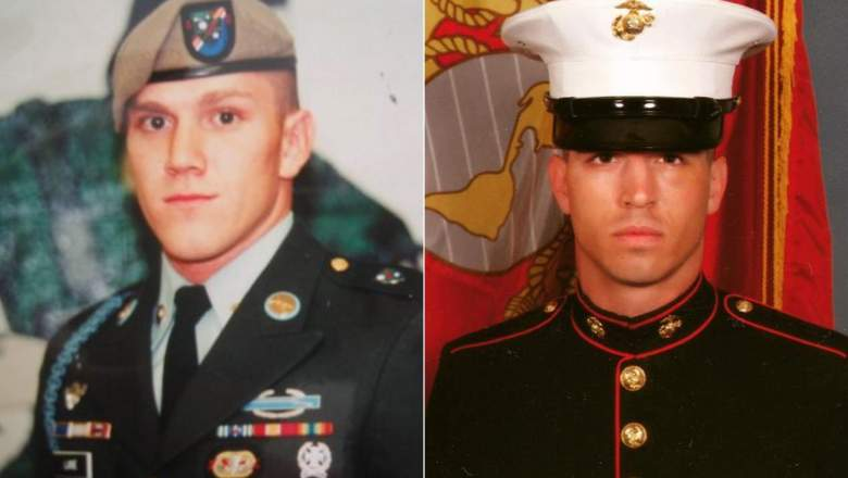 Big Brother contestants David Lane and Cody Nickson both served in the armed forces.