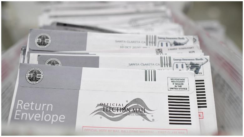 Cali stolen ballots