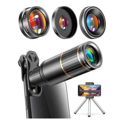 copedvic camera lens