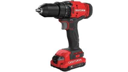 Save 32% on the Craftsman V20 Cordless Drill/Driver Kit