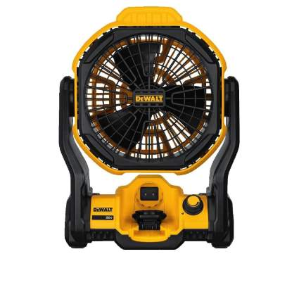 Save $31 on DeWalt 20V MAX Cordless Jobsite Fan