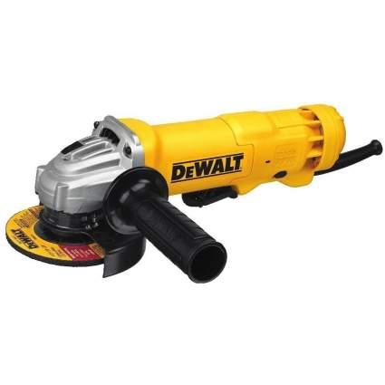DeWalt 4-1/2-Inch 11 Amp Angle Grinder