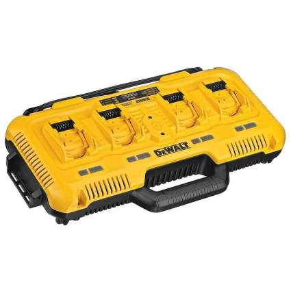 DeWalt 20V MAX 4-Port Charger