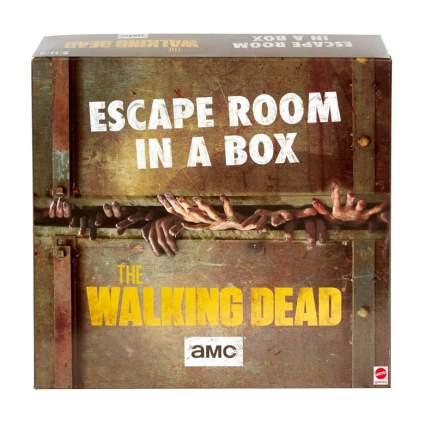 escape room in a box walking dead