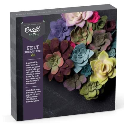 felt succulent kit