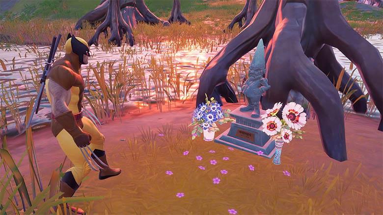 fortnite grave mistake hidden quest