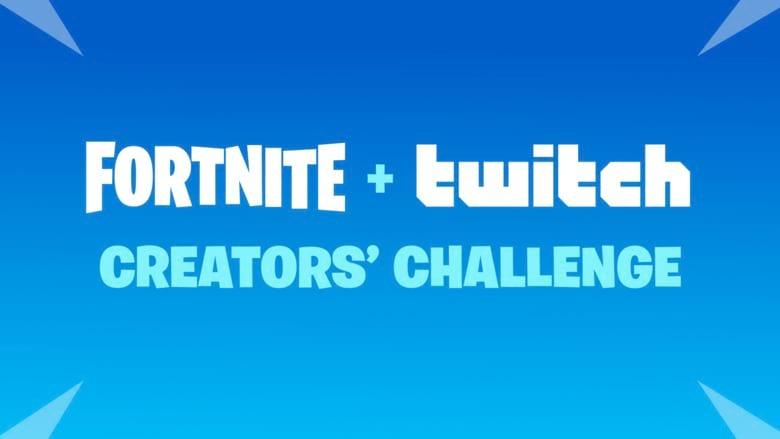 fortnite twitch creators challenge