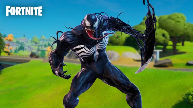 fortnite venom smash and grab ability