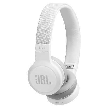 Save $20 on JBL Live 400BT On-Ear Wireless Headphones