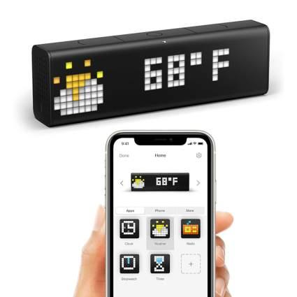 lametric wifi clock