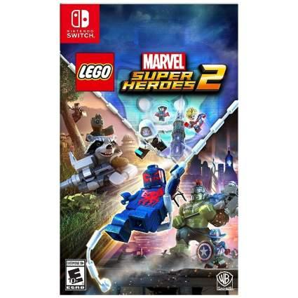 Save 33% on LEGO Marvel Super Heroes 2