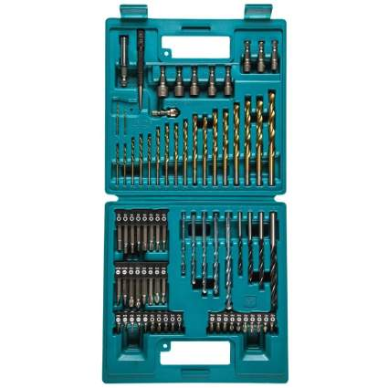Makita 75-Piece Metric Drill and Screw Bit Set