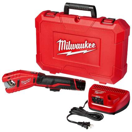 Milwaukee 12 Volt Copper Tubing Cutter Kit