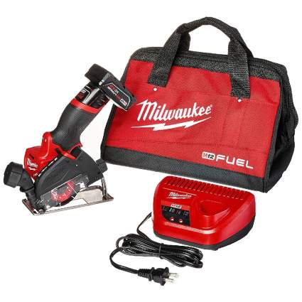 Milwaukee M12 Fuel 3-Inch Compact Cut-Off Tool