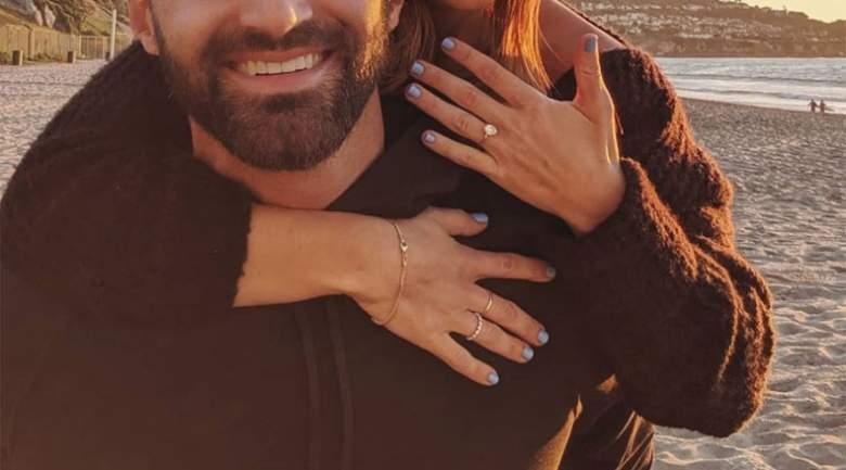 Nick Maiorano is engaged to Kaila Frantz