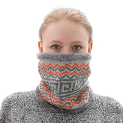 NovForth Fleece Neck Warmer