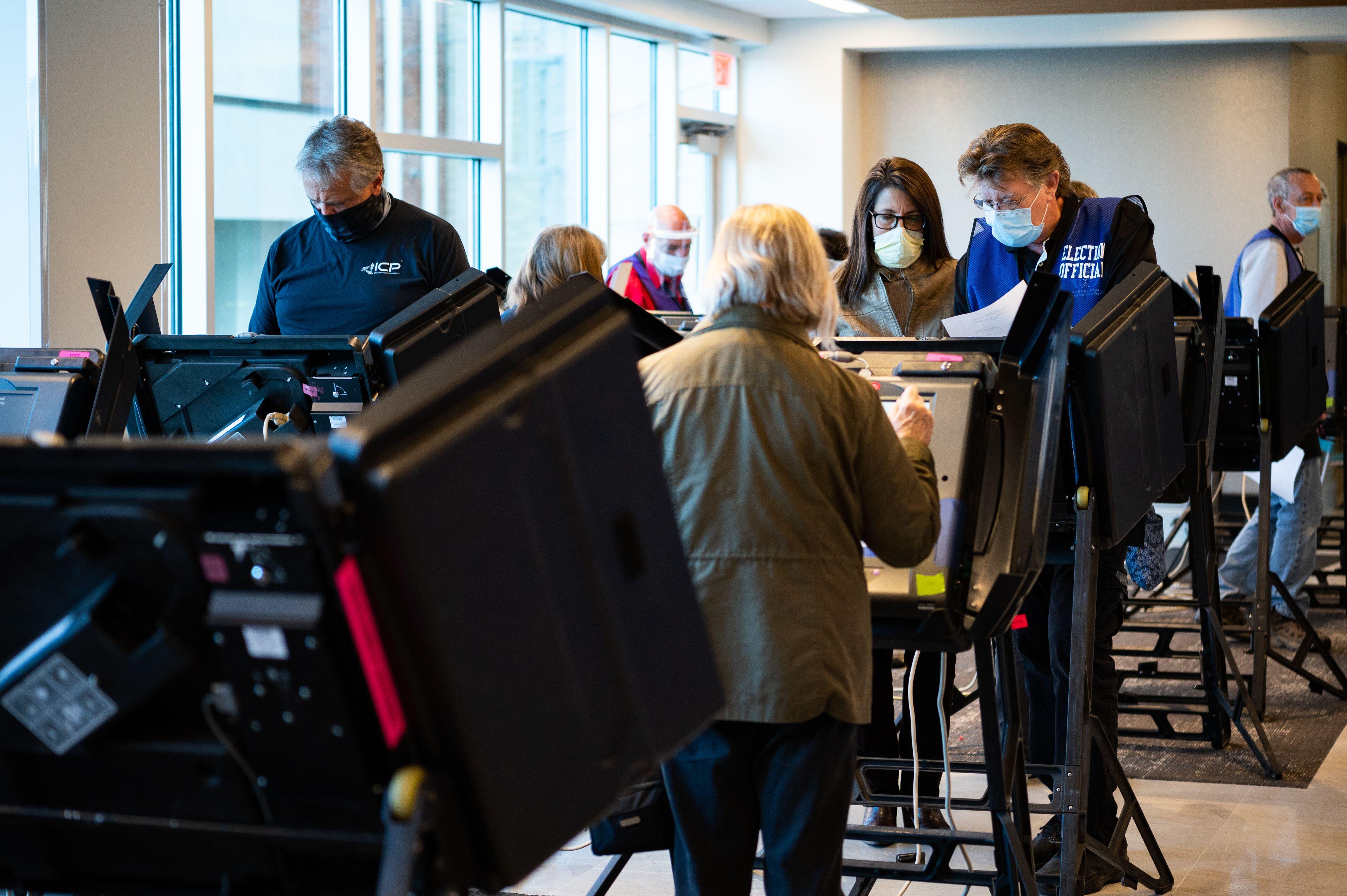 ohio voting early