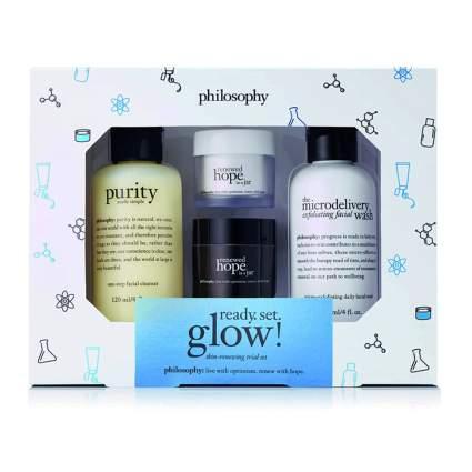 skincare gift set