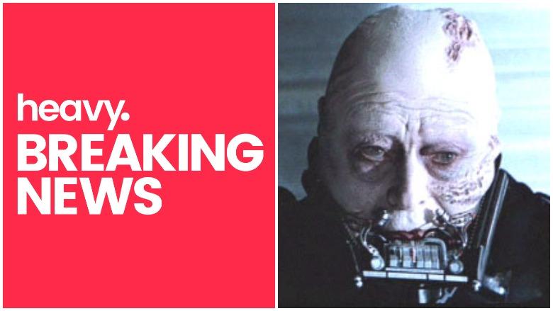 Sebastian Shaw Darth Vader