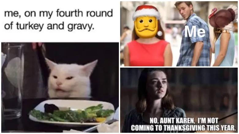 Thanksgiving Memes 2020