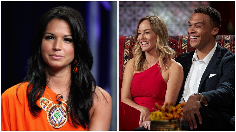 Melissa Rycroft slams Clare Crawley and Dale Moss' relationship.