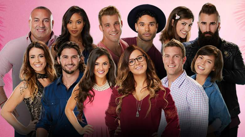 The cast of Big Brother 18