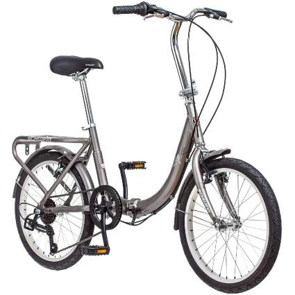 Schwinn Loop Adult Folding Bike