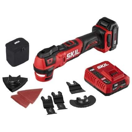 Skil PWRCore 12V Oscillating Tool Kit