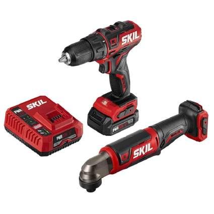 Skil Two-Tool Combo Kit