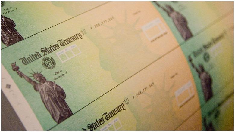 stimulus checks IRS