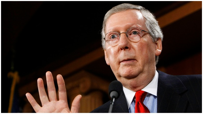 stimulus package 2 McConnell
