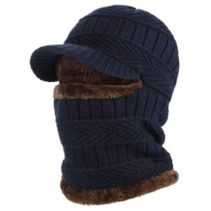 Tagvo Winter Knitted Balaclava Beanie Hat