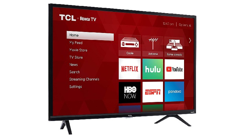 TCL 43-Inch Roku 1080p Smart TV