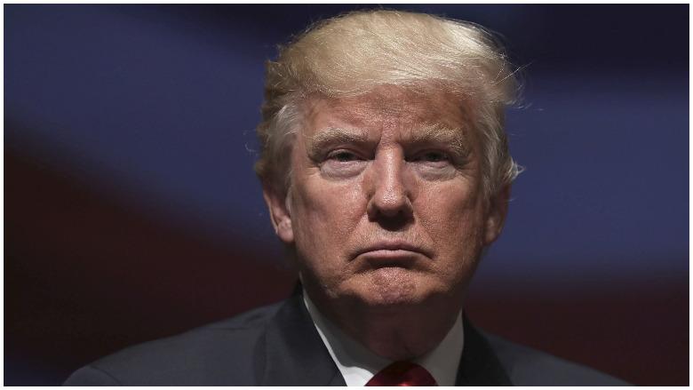 trump tweet election poles