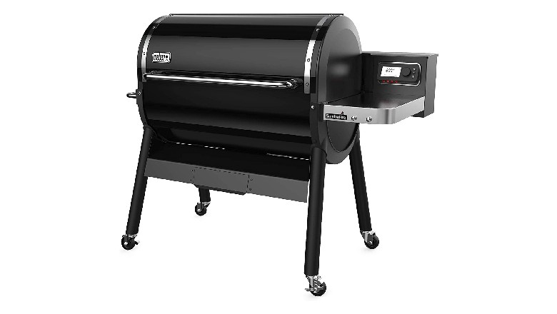 Save $200 on Weber SmokeFire EX6 Grill