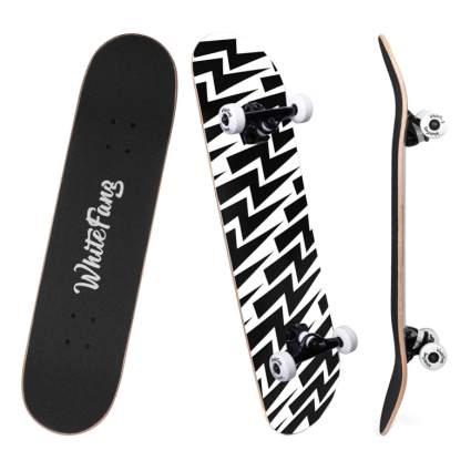 whitefang skateboard
