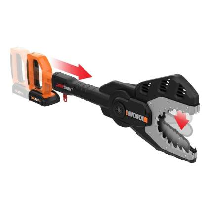 Worx WG320 20V Power Share Cordless 6-Inch JawSaw