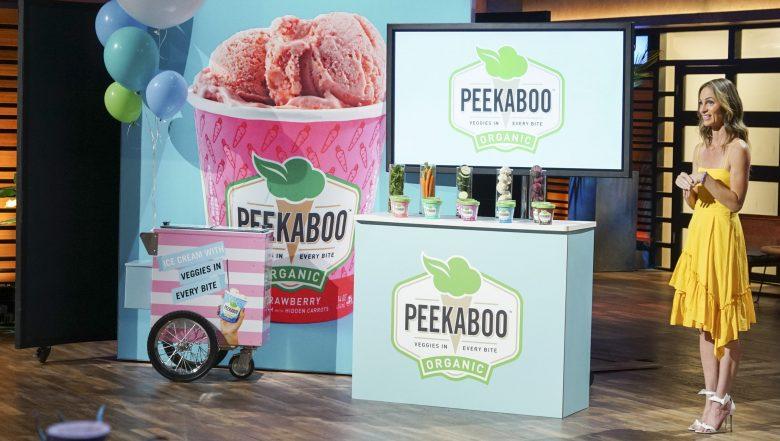 Peekaboo Ice Cream Shark Tank