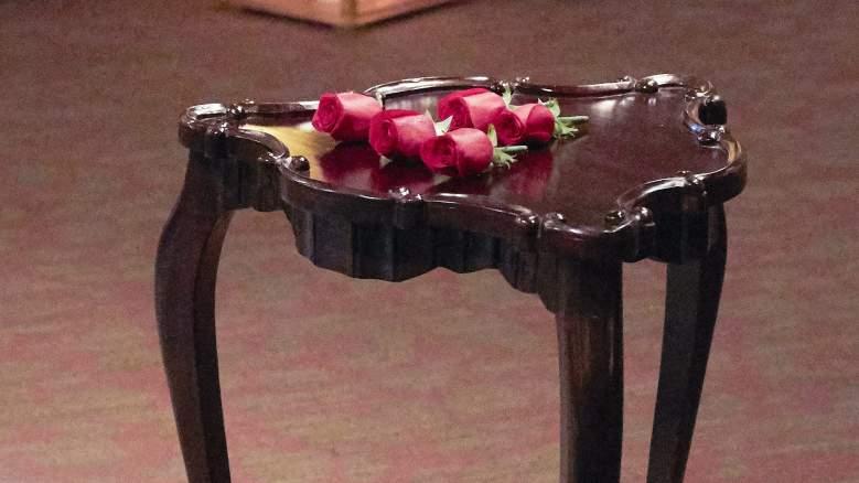 Bachelorette roses