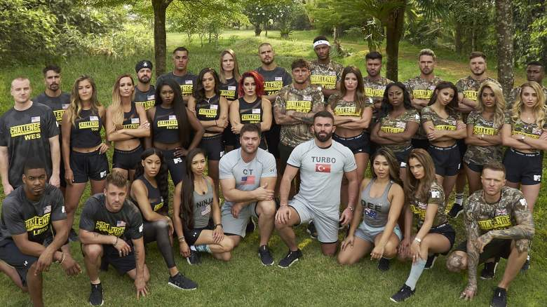 The Challenge: War of the Worlds 2 cast