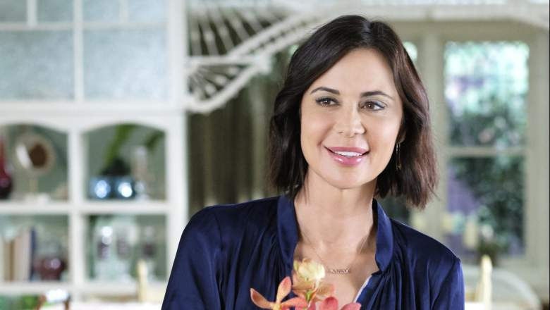 Catherine Bell as Cassie on Good Witch.
