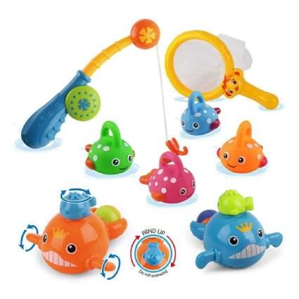 Bath Toy Fishing Games