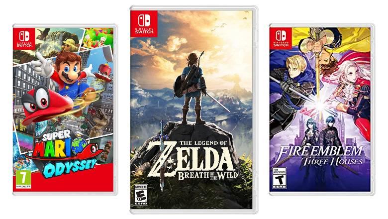 Nintendo Switch Digital Code Deals