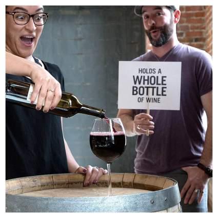 Big Betty Wine Glass