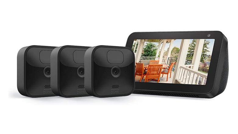 Blink outdoor 3 camera kit